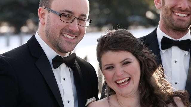 Taryn & Perry | Beth Tzedec Wedding