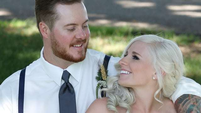 Chelsey & Daniel | Brooks and Rolling Hills Wedding