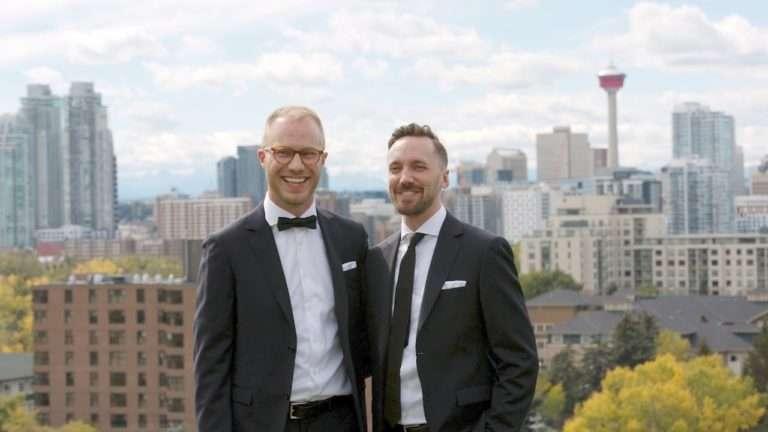 Dan & Landon | Lake House Wedding Film