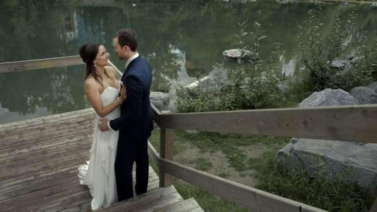 Nicole & Scott | River Café Wedding