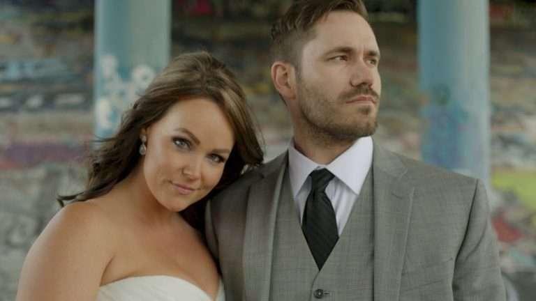Becky & Bryan | Auburn Bay Lake House Wedding