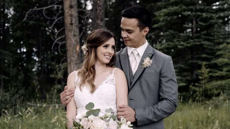 Curtis & Laura | Silvertip Wedding in Canmore