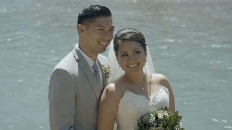 Angelo & Athena | Canmore Wedding Film