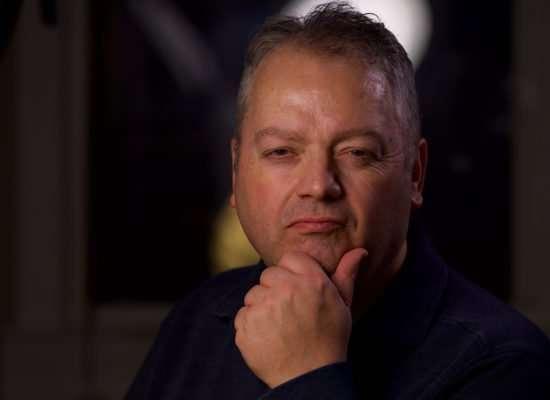 Calgary videographer Bob Ramage