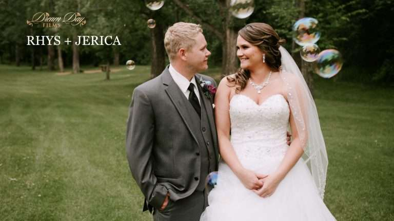 Jerica and Rhys | Medicine Hat Wedding