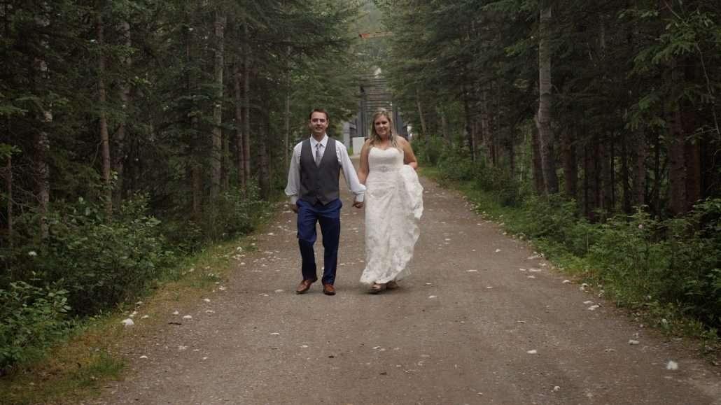 Amanda and Shane wedding thumbnail for their wedding video