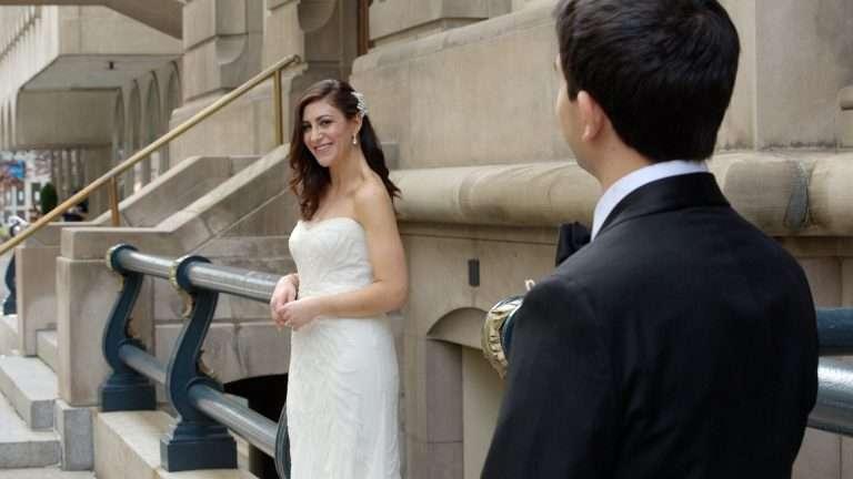 Steven & Jenna | Luxurious Black-Tie Fairmount Palliser Wedding