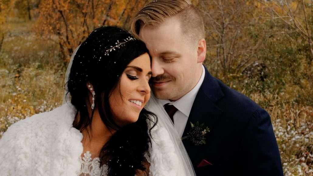 Calgary wedding video of Kara and Kevin