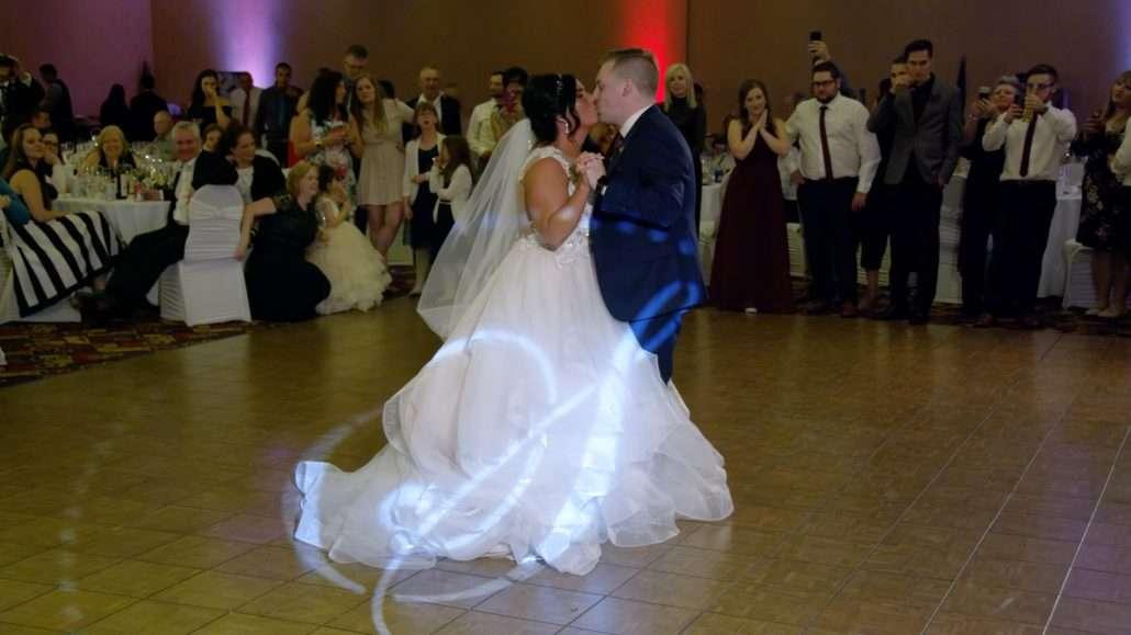 Calgary wedding reception